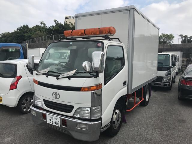 沖縄県の中古車ならダイナトラック 2t アルミバン