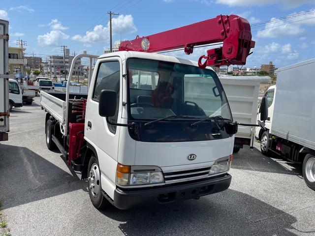 沖縄の中古車 日産ディーゼル コンドル 車両価格 205万円 リ済込 1999(平成11)年 25.0万km ホワイト