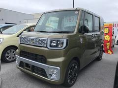沖縄の中古車 ダイハツ ウェイク 車両価格 167万円 リ済別 平成28年 0.7万K オフビートカーキM