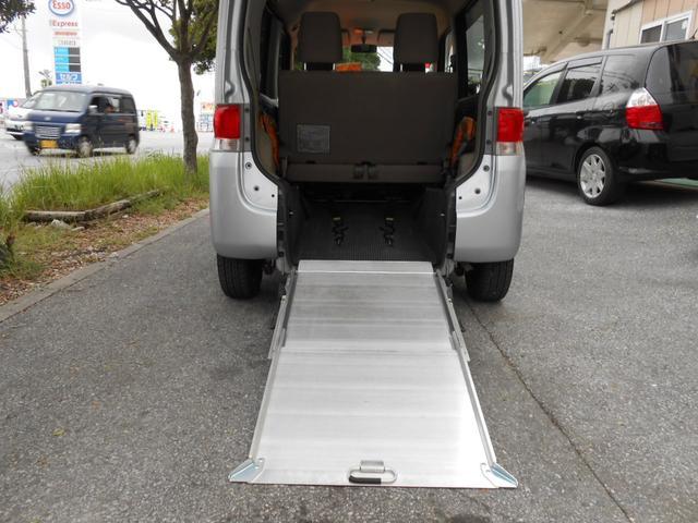 沖縄の中古車 ダイハツ タント 車両価格 64万円 リ済込 2013(平成25)年 5.0万km グレー