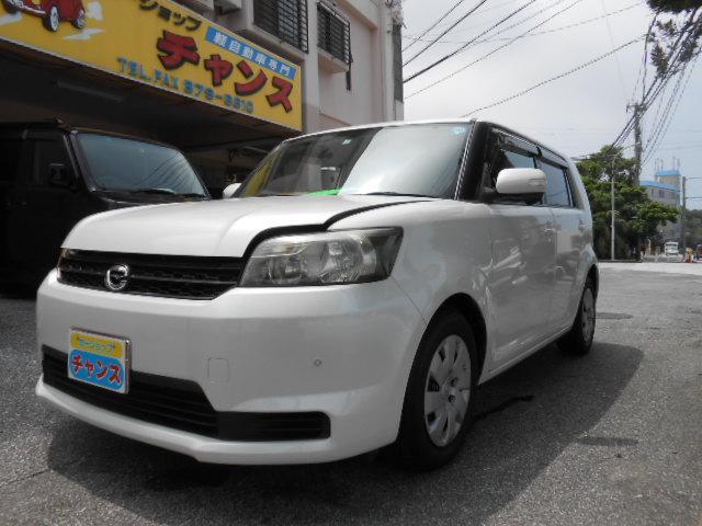 沖縄の中古車 トヨタ カローラルミオン 車両価格 57万円 リ済込 2011(平成23)年 10.4万km ホワイト