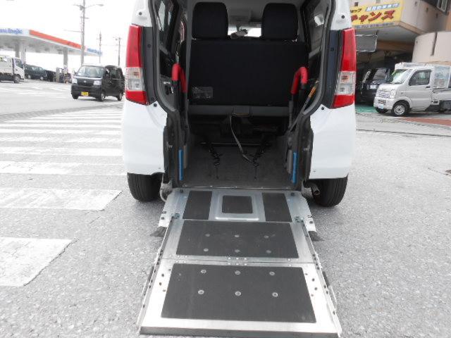 沖縄の中古車 スズキ ワゴンR 車両価格 39万円 リ済込 2011(平成23)年 9.6万km グレー