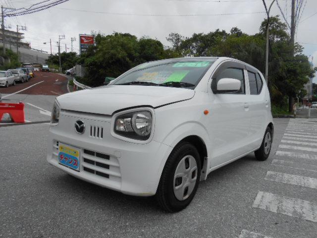 沖縄県浦添市の中古車ならキャロル GS