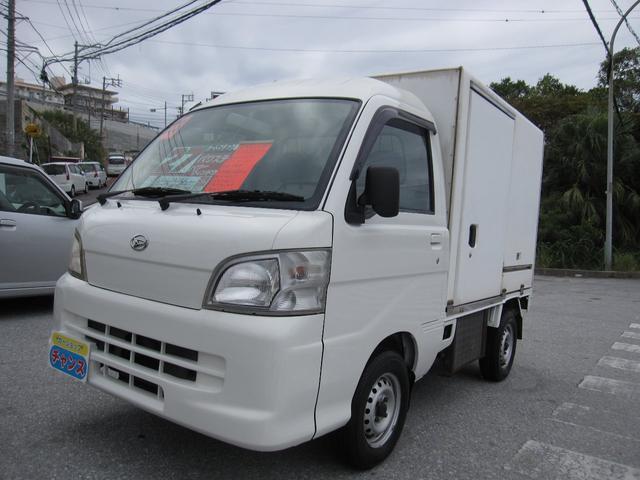 沖縄県の中古車ならハイゼットトラック エアコン・パワステスペシャルVS