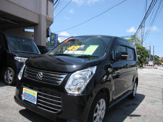 沖縄県浦添市の中古車ならワゴンR FXリミテッド