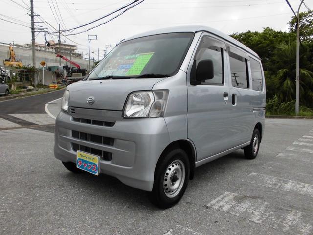 沖縄県浦添市の中古車ならハイゼットカーゴ DX