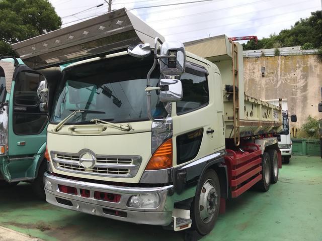 沖縄県の中古車ならレンジャー ダンプ 11.3t積載 6MT