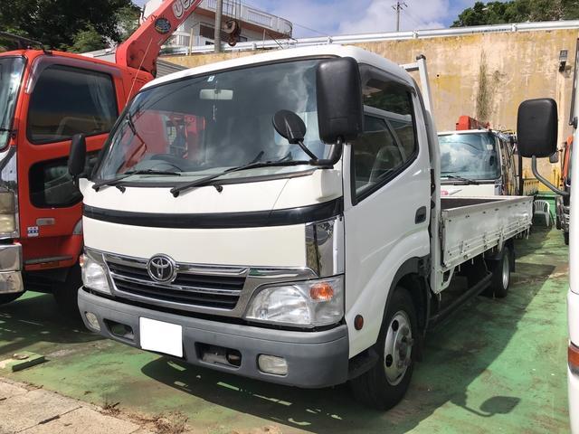 沖縄県の中古車ならトヨエース 2tロング AT ディーゼル