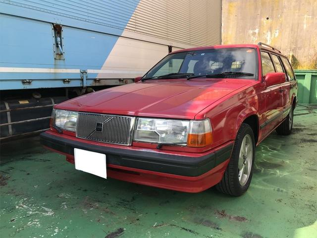沖縄県の中古車ならボルボ 940クラシックエステート ターボ サンルーフ