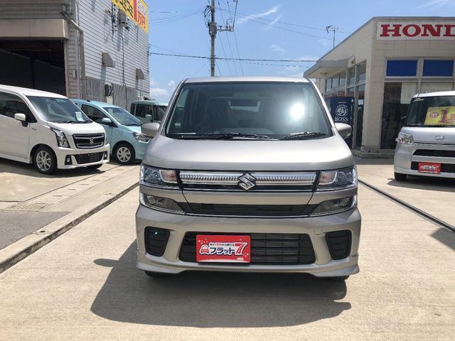 沖縄県の中古車ならワゴンR ハイブリッドFZ
