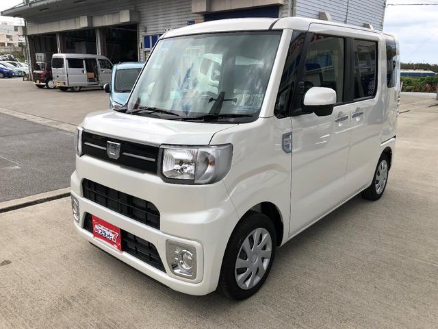 沖縄の中古車 ダイハツ ウェイク 車両価格 135万円 リ未 新車  パールホワイトIII