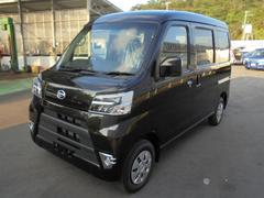 沖縄の中古車 ダイハツ ハイゼットカーゴ 車両価格 111万円 リ未 新車  ブラックM