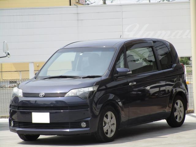 トヨタ G 地デジナビ 片側パワスラ ETC シートヒーター