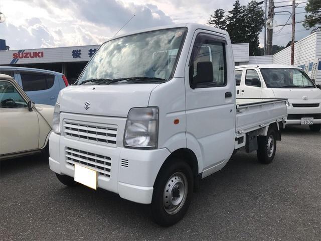 「スズキ」「キャリイトラック」「トラック」「長野県」の中古車