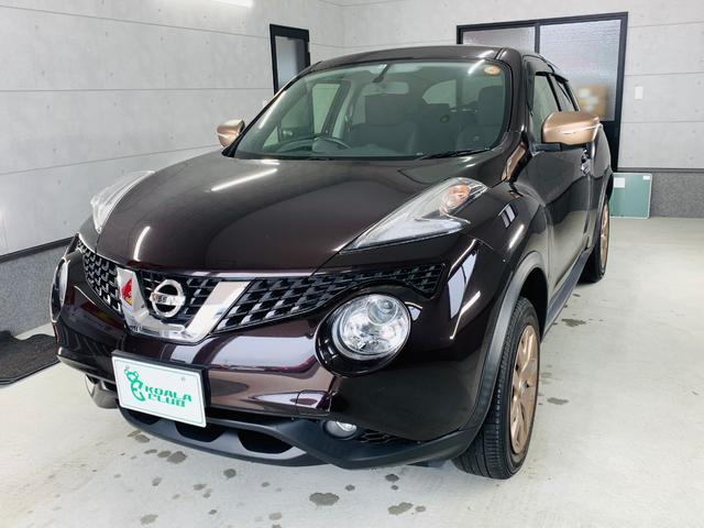 「日産」「ジューク」「SUV・クロカン」「佐賀県」の中古車