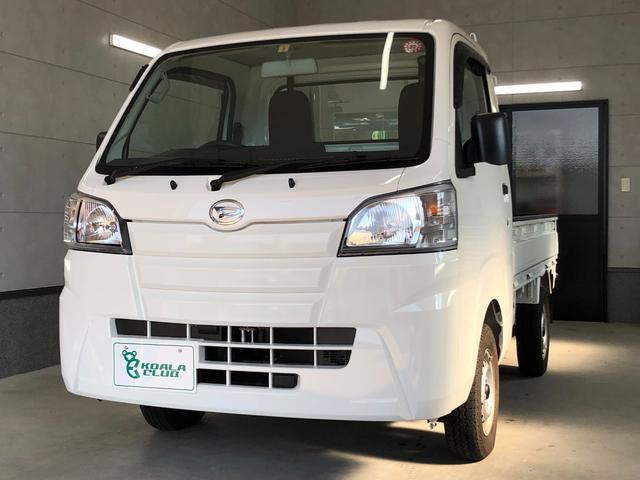 ダイハツ スタンダード MT5・4WD・パワステ・エアコン・エアバック