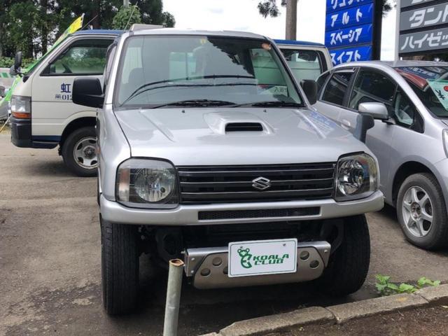 スズキ XG 4WD インタークーラーターボ オートマ