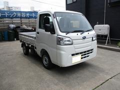 サンバートラック4WD マニュアル MT5速 エアコン ABS エアバック