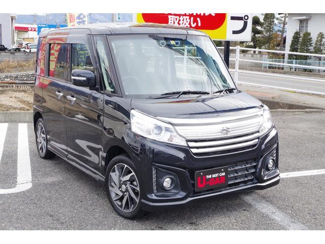 XS 4WD 両側電動スライドドア ナビTV シートヒーター(1枚目)