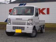 キャリイトラックKC 5MT 4WD エアコン・パワステ キーレス