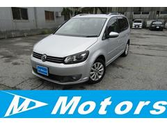 VW ゴルフトゥーランTSI ハイライン  ナビ TV ETC