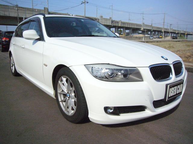 BMW 320iツーリング ハイラインパッケージ 禁煙車