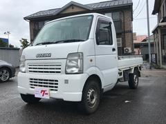 キャリイトラックKC 4WD エアコン パワステ 5MT 軽トラック ETC