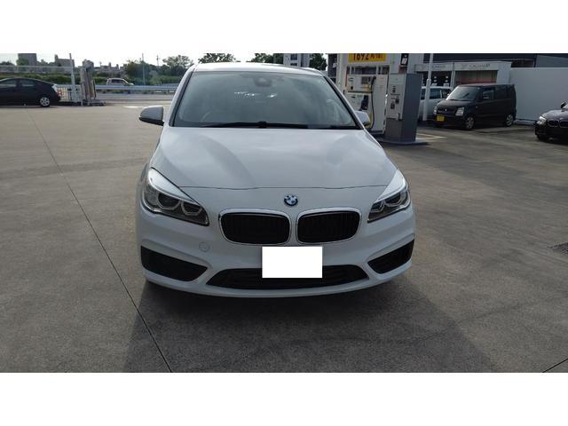 BMW 2シリーズ 218iアクティブツアラー