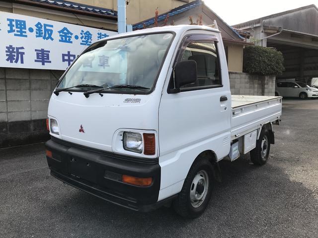 三菱 TL 4WD 三方開 エアコン パワステ オートマ