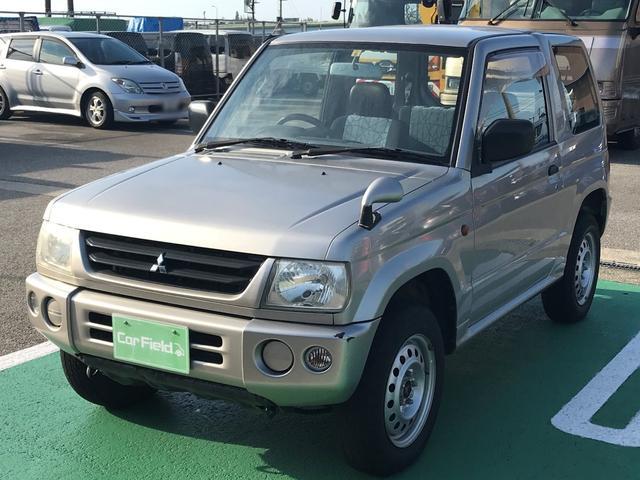 三菱 X 5速マニュアル 4WD 車検2年付!