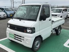 ミニキャブトラックJAスーパーカスタム 4WD 5MT エアコン付き
