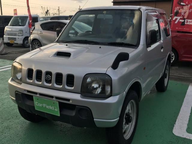 スズキ XG 5MT パートタイム4WD 高低2段切替式 後輪駆動ベース インタークーラーターボ