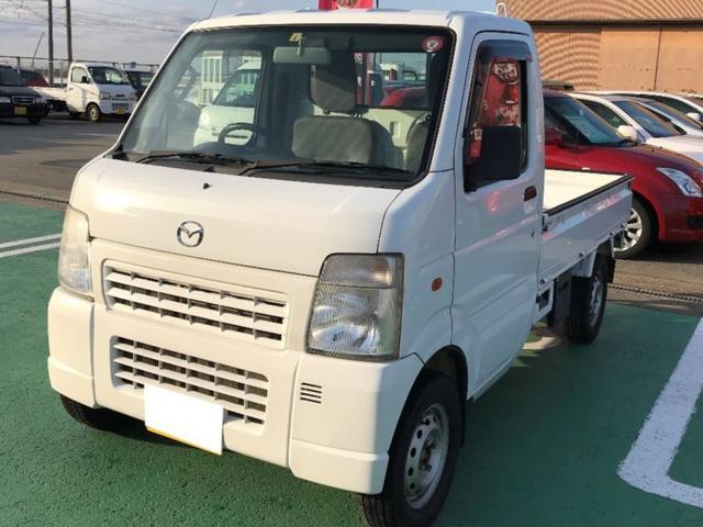マツダ KCスペシャル 4WD切替SW AT ナビゲーション