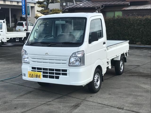 三菱 4WD エアコン・パワステ