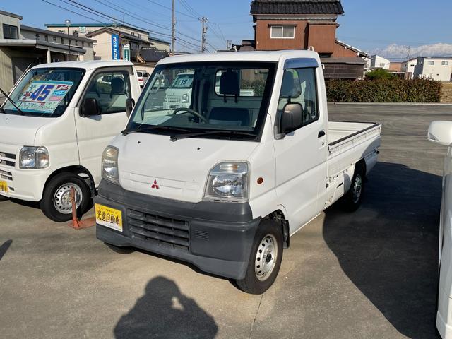 三菱 TL 4WD・エアコン・パワステ付き