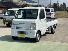 キャリイトラックKC 4WD・エアコン・パワステ付き・AT車