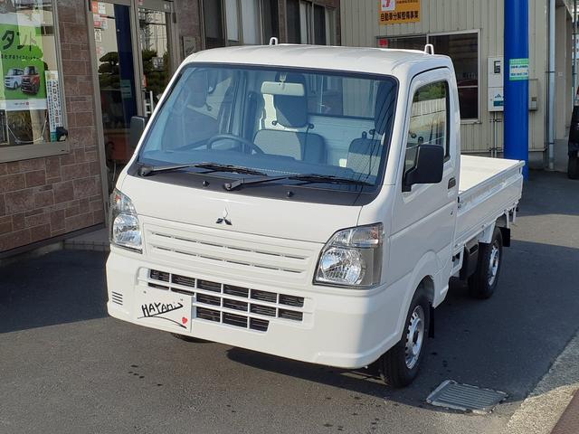 三菱 M 4WD 3AT 届け出済み未使用車 車検令和4年12月まで