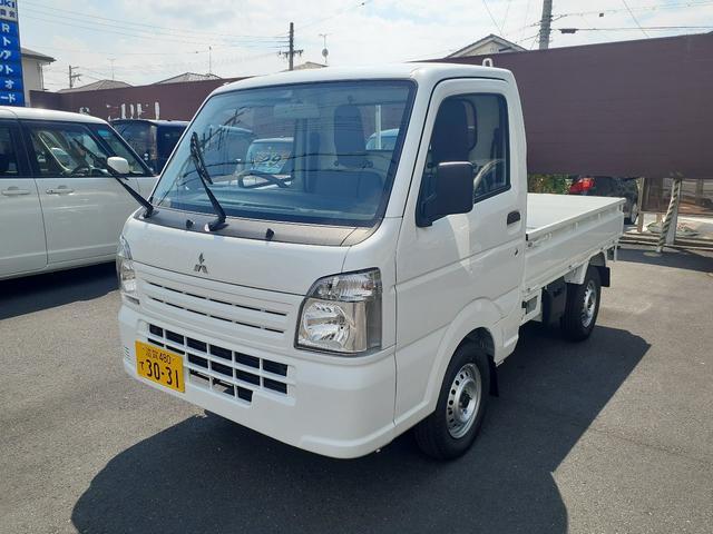 三菱 M 5速マニュアル パートタイム4WD AC エアバック パワーステアリング ABS