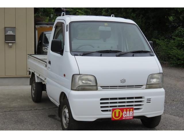 スズキ キャリイトラック KA 4WD 5MT