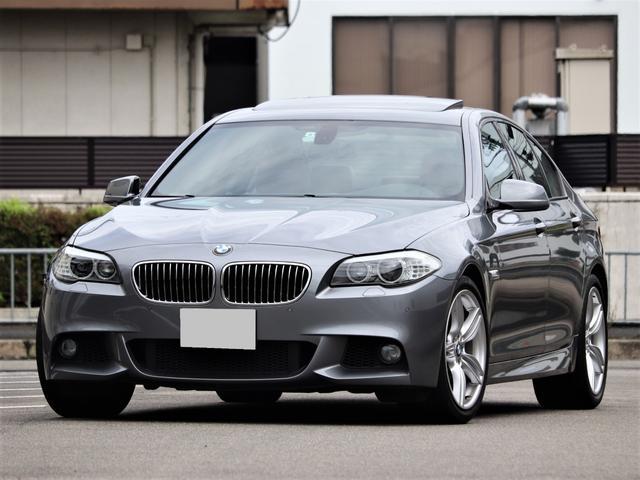 BMW 5シリーズ 535i Mスポーツパッケージ 左ハンドル
