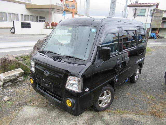 「スバル」「サンバーバン」「軽自動車」「長野県」の中古車