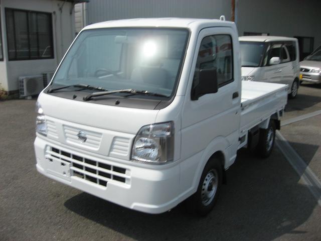 日産 DX 2WD AC PS