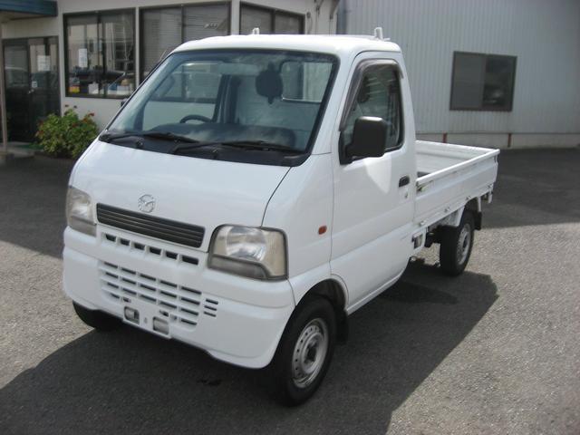 マツダ KU 2WD AT エアコン・パワステ