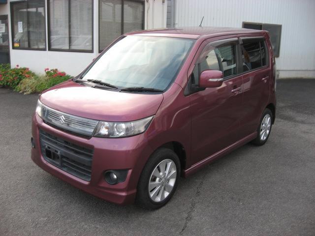 「スズキ」「ワゴンRスティングレー」「コンパクトカー」「徳島県」の中古車