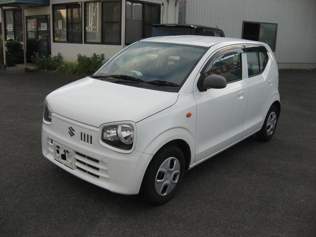 スズキ L CD・運転席シートヒーター