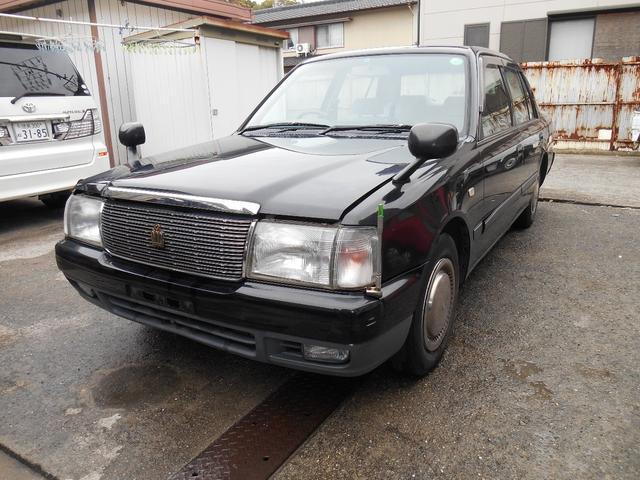 トヨタ スタンダード タクシーベース車 LPG