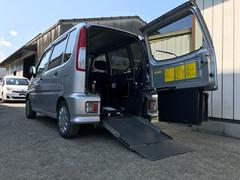 ムーヴ スローパー 福祉車両 AT 軽自動車 660cc(ダイハツ)