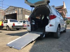 ラクティスX 福祉車両 スローパー ナビ新品 バックカメラ新品