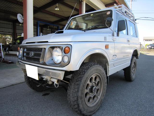 スズキ ワイルドウインド 5速マニュアル 4WD ターボ ETC