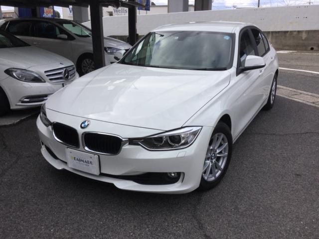 BMW 320iワンオーナー/禁煙車